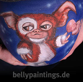 Bellypainting Gremlin